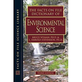 The Facts on File Dictionary of Environmental Science (Facts on File Science Dictionaries)