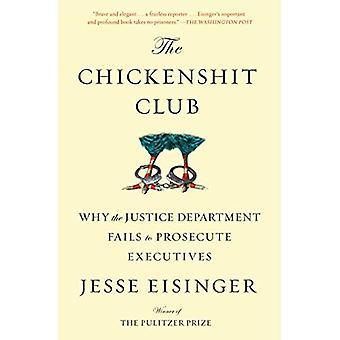 Kanat * se Club: Miksi Justice Department ei syytteeseen avainhenkilöt