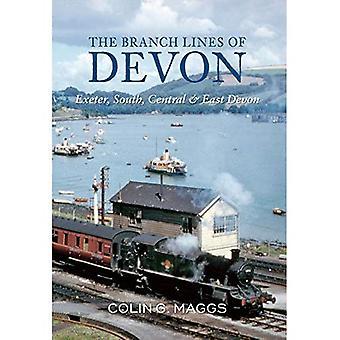 Embranchements du Devon: Exeter, Sud, centrale & est du Devon