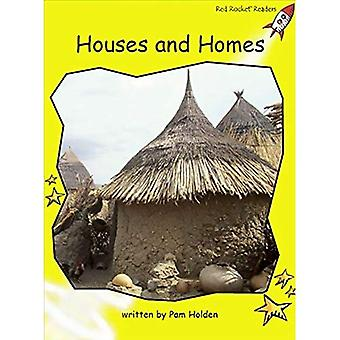 Houses and Homes: Level 2: Early (Red Rocket Readers: Non-fiction Set A)