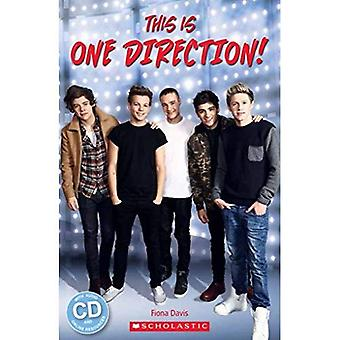 One Direction (Scholastic Readers)