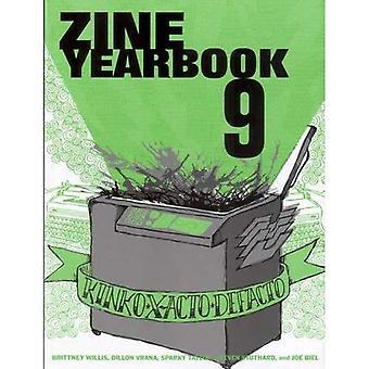 Zine Yearbook #9