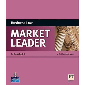 Market Leader ESP Book - Business Law