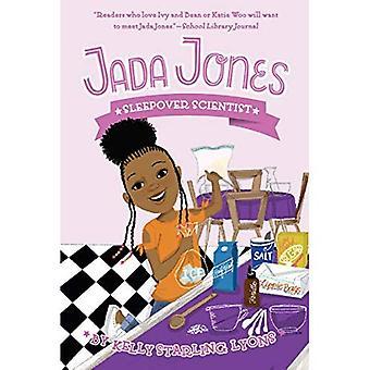 Sleepover Scientist #3 (Jada Jones)
