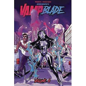 Vampblade Volume 6: World War Detroit