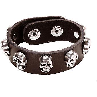 Armbånd Skull Punk
