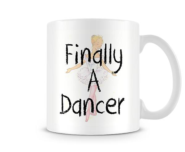 Finally A Dancer Mug