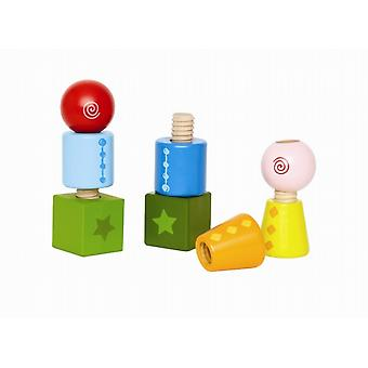 HAPE E0416 Twist en Turnables E0416