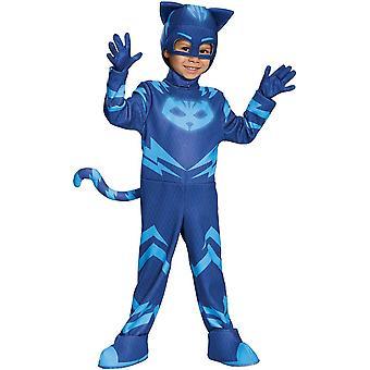 Catboy Deluxe Costume For Children From Pj Masks