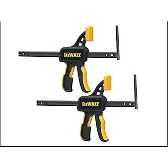 DWS5026 PLUNGE SAW CLAMP FOR GUIDE RAIL