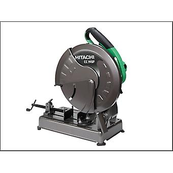 Hitachi Cc14sf 355mm Cut Off såg 2000 Watt 240 Volt