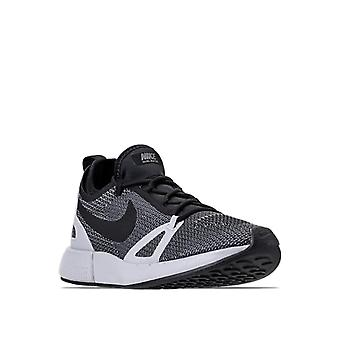 Nike Mens Duel Racer Fabric Low Top Lace Up Trail Running Shoes