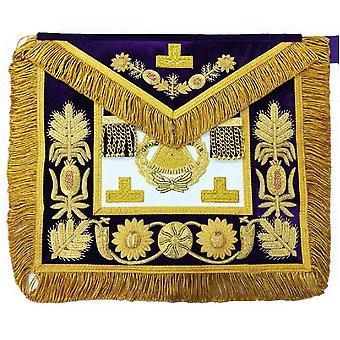 Deluxe Masonic Grand Master Apron Grand Lodge