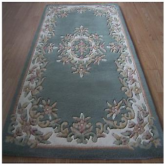 Rugs -Mahal Aubusson - Green