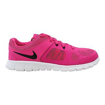Nike Flex 2014 RN Vivid Pink/Black-Vivid Pink-White 642758-600 préscolaire