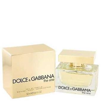 The One By Dolce & Gabbana Eau De Parfum Spray 1.7 Oz (women) V728-429219