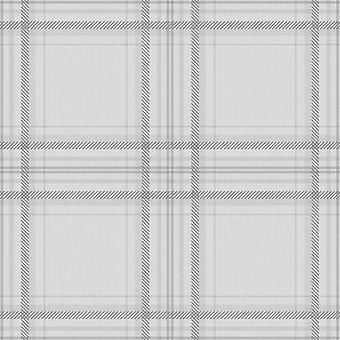 Check Wallpaper Checked Plaid Tartan Chequered Lined Grey Charcoal Holden Decor
