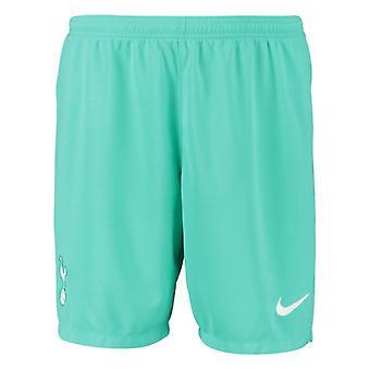 2019-2020 Tottenham Home Nike Goalkeeper Shorts (Hyper Jade) - Kids