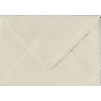 Ivory Hammer Gummed C6/A6 Coloured Ivory Envelopes. 100gsm FSC Sustainable Paper. 114mm x 162mm. Banker Style Envelope.