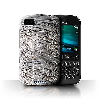 STUFF4 Case/Cover voor Blackberry 9720/veren/dier bont patroon
