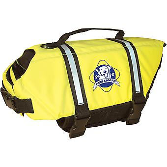 Paws Aboard Doggy Life Jacket Small-Safety Neon Yellow S1300-1300