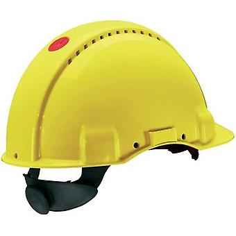 3M™ Peltor safety helmet G3000 Uvicator™ sensor yellow EN 397 Yellow 7000009701