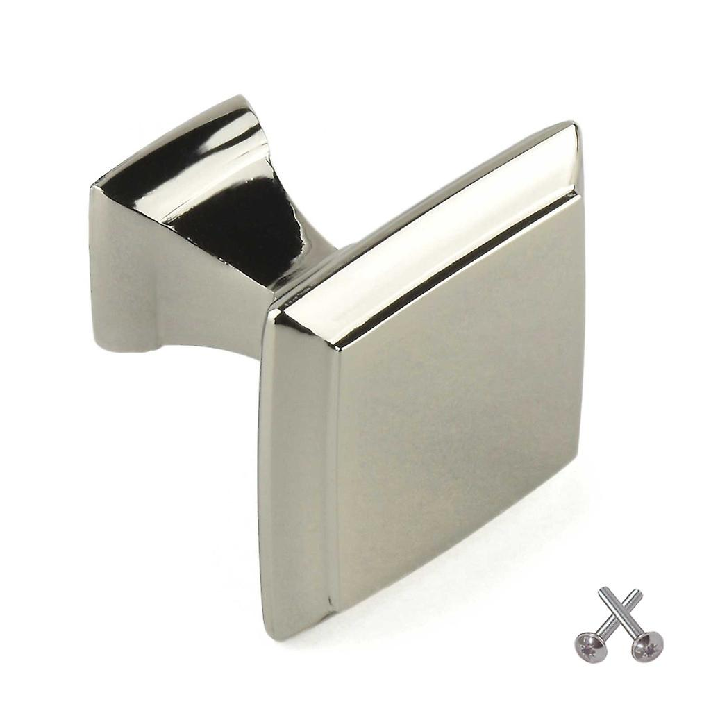 Chrome Kitchen Cabinet Door Handles Cupboard Drawer Bedroom furniture knobs Pull