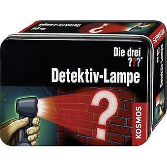 Science kit (box) Kosmos Die drei ??? Detektiv-Lampe 631161 8 years and over