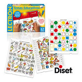 Diset Lectron Educational Issues (Toys , Boardgames , Knowledge)
