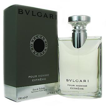 Bvlgari Extreme for Men 3.3 oz EDT Spray