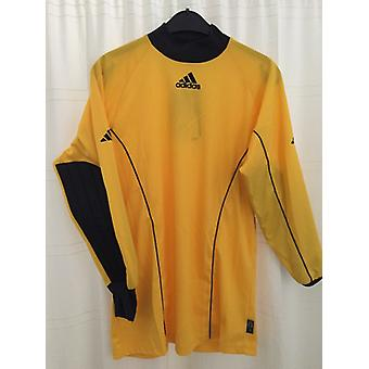 Adidas goalkeeper Jersey yellow/black men's 314657