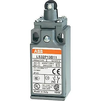 Limit switch 400 Vac 1.8 A Tappet momentary ABB LS32P13B11 IP65 1 pc(s)