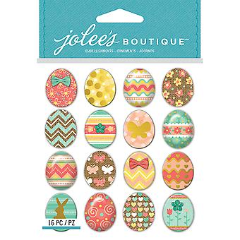 Jolee's Boutique Dimensional Stickers-Easter Egg E5021968