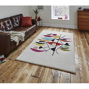 Inaluxe IX10 Rectangle tapis tapis Funky