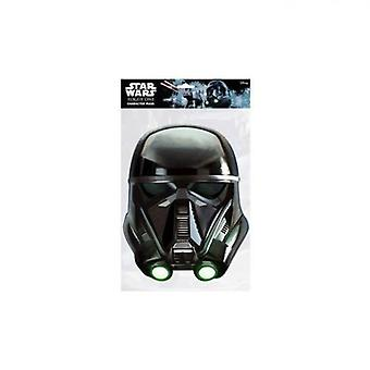 Star Wars Rogue One Mask Death Trooper