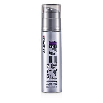 Goldwell Style Sign Flat Marvel 1 Straightening Balm 100ml/3.3oz