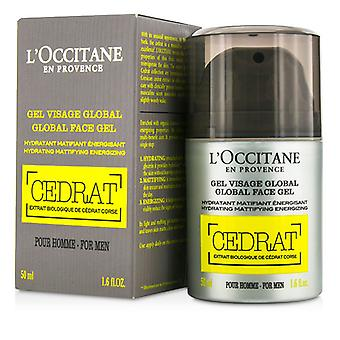 L'Occitane Cedrat Global Face Gel 50ml/1.6oz
