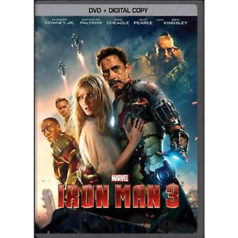 Iron Man 3 [DVD] USA import