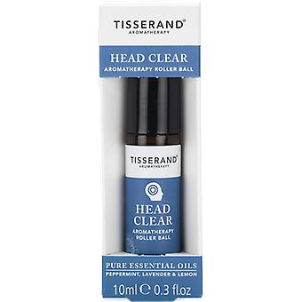 Tisserand Aromatherapy Head Clear Roller Ball