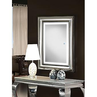 Wellindal Berlin Led Mirror, 120X80 (Decoration , Mirrors)