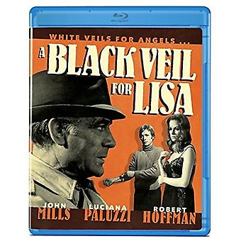 Black Veil für Lisa [Blu-Ray] USA import