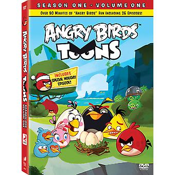 Angry Birds Toons Vol. 1 [DVD] USA importar