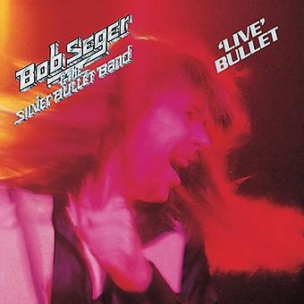 Bob Seger & the Silver Bullet - Live Bullet (Remastered- Extra Tracks) [CD] USA import