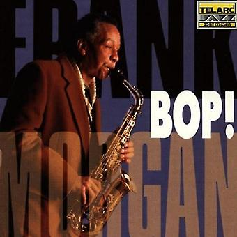 Frank Morgan - Bop ! [CD] USA import