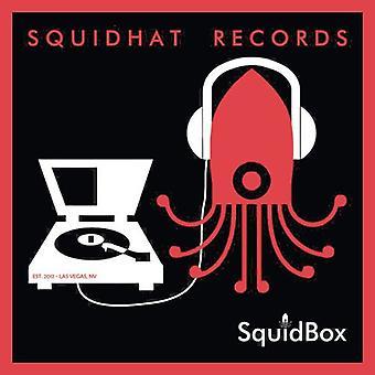 Forskellige kunstner - Squidbox [Vinyl] USA importerer