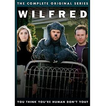 Wilfred: The Complete Series [DVD] USA import