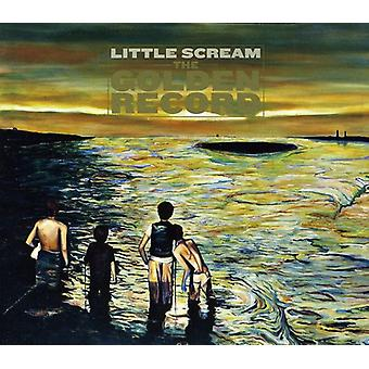 Lille Scream - Golden post [CD] USA import