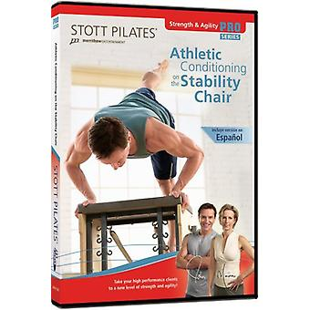 Stott Pilates: Athletic Conditioning on Stability [DVD] USA import