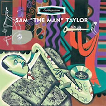 Sam Taylor - Swingsation [CD] USA import