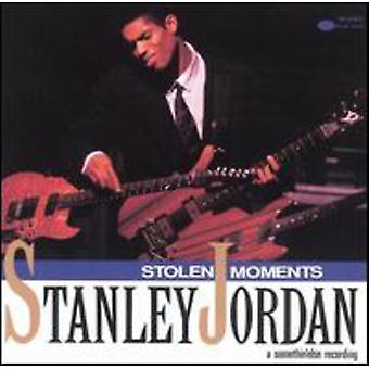 Stanley Jordan - gestolen momenten [CD] USA import
